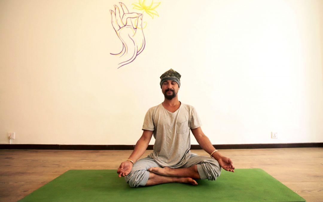 Hatha Vinyasa Yoga with Kanchan